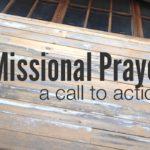 Missionaire gebeden